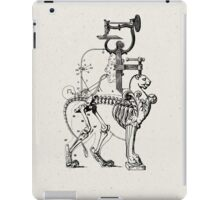 LA HORRIBLE GLORIA DE LOS DIAS MODERNOS (The horrible glory of the modern days) iPad Case/Skin