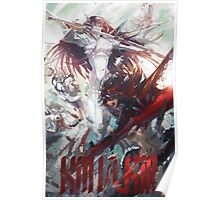 Kill la Kill - Showdown Poster