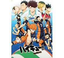 Haikyuu!! - Friends or Foes Photographic Print