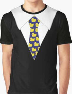 Ducky tie - Barney Stinson Graphic T-Shirt