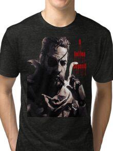 Metal Gear Solid Phantom Pain  Tri-blend T-Shirt