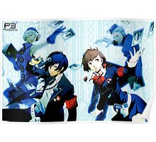 Persona 3 - The Fools Poster