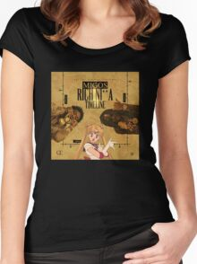 sailor migos Women's Fitted Scoop T-Shirt