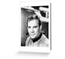 Vintage Trek by JS Greeting Card
