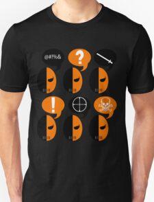 Deathstroke Moods T-Shirt