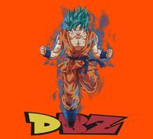Dragon Ball Z Goku Kids Tee