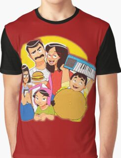 bobs burger Graphic T-Shirt