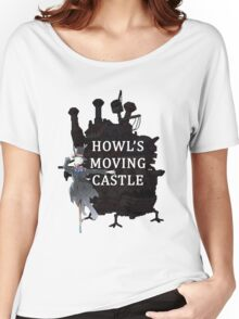 Howl's Moving Castle Women's Relaxed Fit T-Shirt