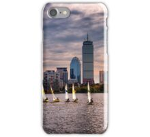 Boston , Massachussets  iPhone Case/Skin