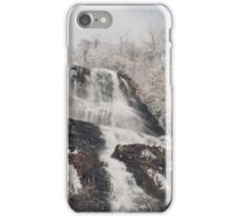 Wintry Falls iPhone Case/Skin