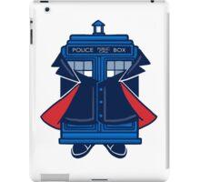 Capaldi TARDIS iPad Case/Skin