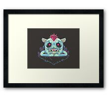 Sorry About Your Glop Framed Print