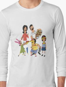 bobs burger Long Sleeve T-Shirt