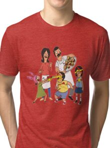 bobs burger Tri-blend T-Shirt