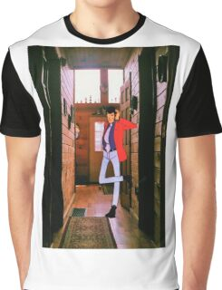 Lupin The 3rd Graphic T-Shirt