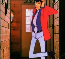 Lupin The 3rd Sticker