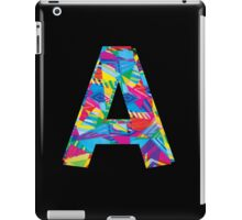 Fun Letter - A iPad Case/Skin