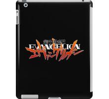 Neon Genesis Evangelion - Anime Logo iPad Case/Skin