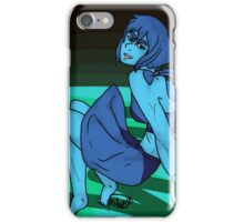 lapis in chains iPhone Case/Skin