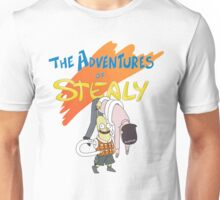 Mr. Stealy! Unisex T-Shirt