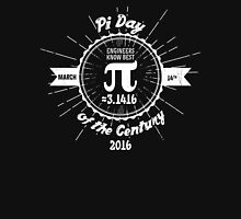 Engineers' Pi Day of the Century 2016 Unisex T-Shirt