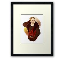 Commander of the Inquisition Framed Print