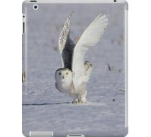 On the count of 3, 2, 1.... iPad Case/Skin