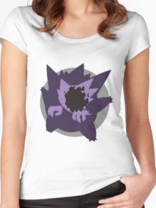 Ghastly Evolutions Women's Fitted Scoop T-Shirt