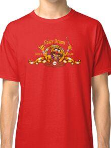 Crazy Drums Classic T-Shirt