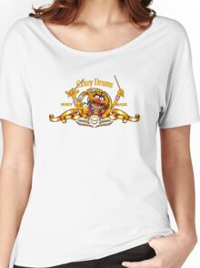Crazy Drums Women's Relaxed Fit T-Shirt