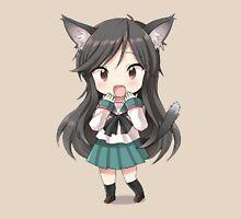 Anime cat girl chibi Unisex T-Shirt
