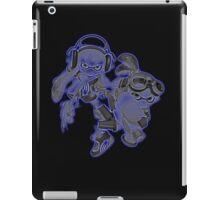 Splatoon dark iPad Case/Skin