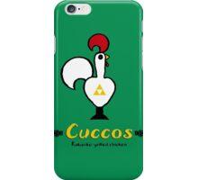Kakariko Grilled Chicken iPhone Case/Skin