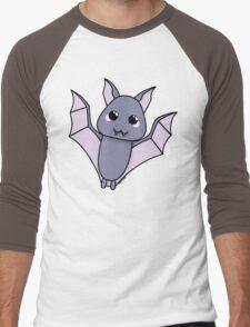 Cute bat Men's Baseball ¾ T-Shirt
