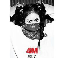 Hyuna - Hate Photographic Print