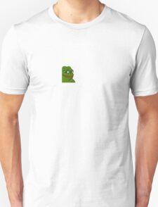 Pepe Sticker Unisex T-Shirt