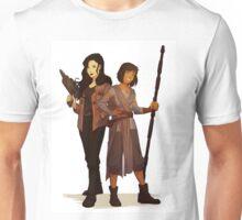 Korrasami Star Wars Crossover Unisex T-Shirt