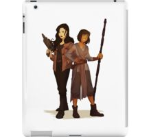 Korrasami Star Wars Crossover iPad Case/Skin