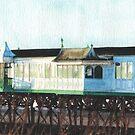 ST ANNES - Pier by exvista