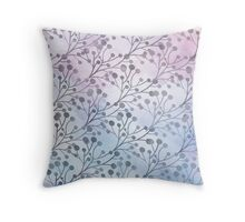floral /Agat/ Throw Pillow