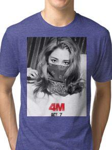 Jihyun - Hate Tri-blend T-Shirt