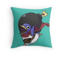 Prinny - Disgaea Throw Pillow