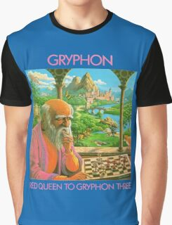 Gryphon- Red Queen to Gryphon Three Graphic T-Shirt