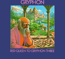 Gryphon- Red Queen to Gryphon Three Unisex T-Shirt