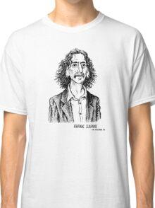 Frank Zappa by Crumb Classic T-Shirt