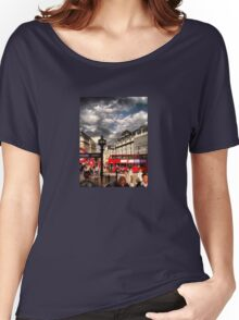 London - people Women's Relaxed Fit T-Shirt