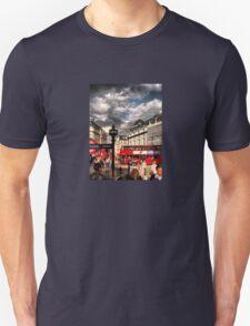 London - people Unisex T-Shirt