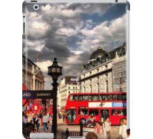 London - people iPad Case/Skin