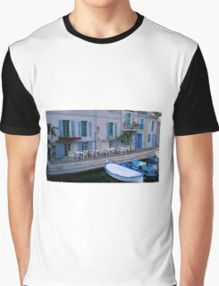 Martigues, France Graphic T-Shirt