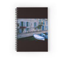 Martigues, France Spiral Notebook